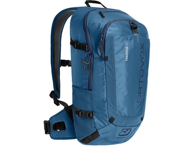 Ortovox Traverse 20 Alpine Backpack Blue Sea